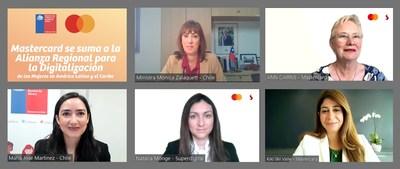 Mastercard se une a la Alianza Regional para la Digitalización de las Mujeres en América Latina y el Caribe